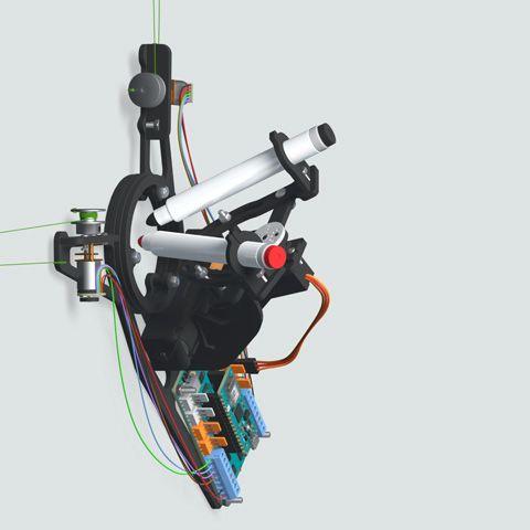 Arduino - A drawing robot