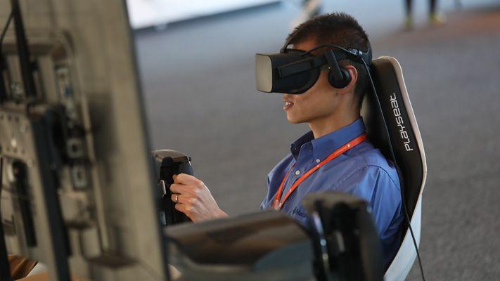 Virtual simulation demo