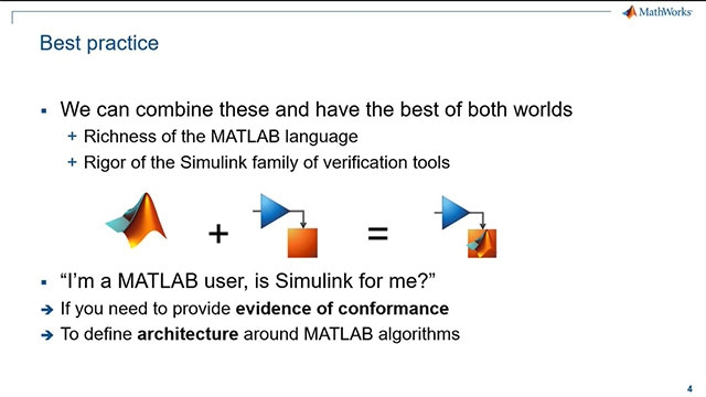 See how verification and validation tools can be applied to software components authored in MATLAB and how to integrate MATLAB and Simulink with Git and Gerrit collaboration tools.