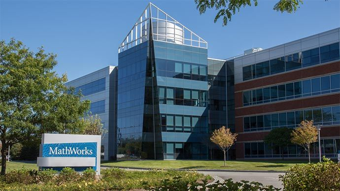 MathWorks Apple Hill Campus