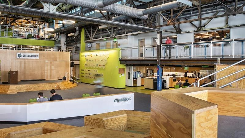 Greentown Labs: A Greener Future for Innovation