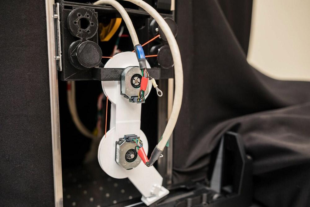 Figure 3. Valero Lab's new robotic limb. Image credit: USC.