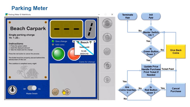 Learn how you can use MATLAB Coder and Simulink Coder to integrate with a  C# application.