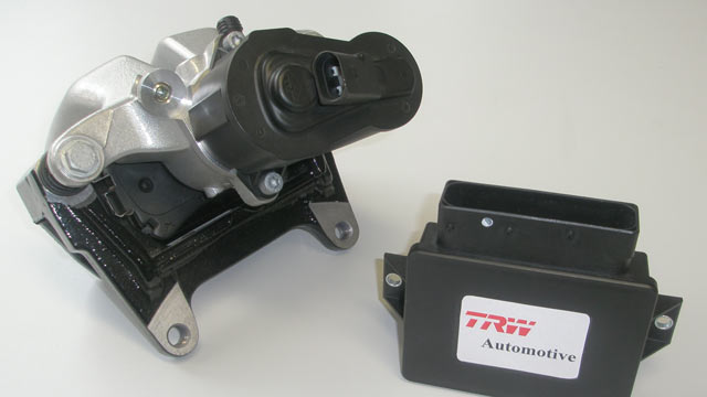 TRW Automotive DevelopsElectric Parking Brake Using Simulink