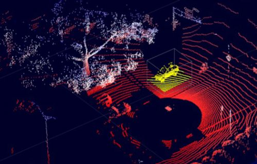 Mobile lidar data.