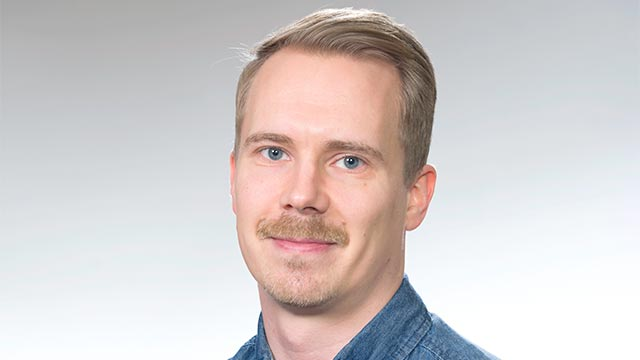 Antti, Senior Application Engineer, Espoo