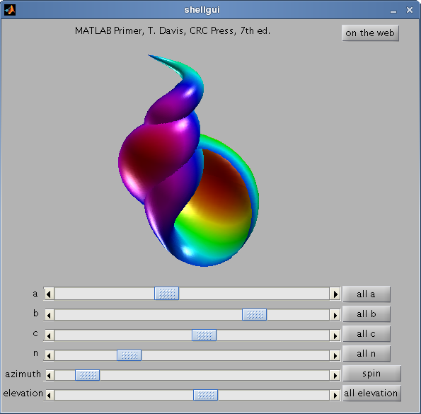 how to make a matlab gui