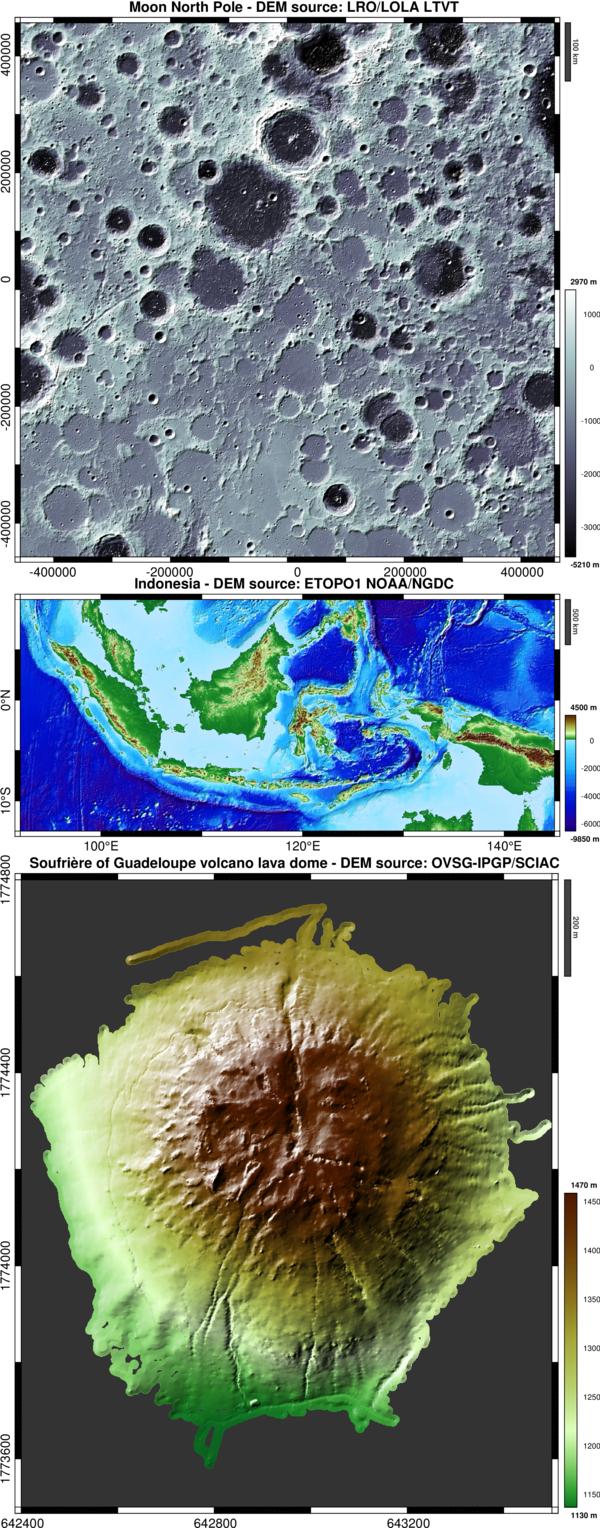 Dem shaded relief image plot digital elevation model file dem shaded relief image plot digital elevation model gumiabroncs Gallery
