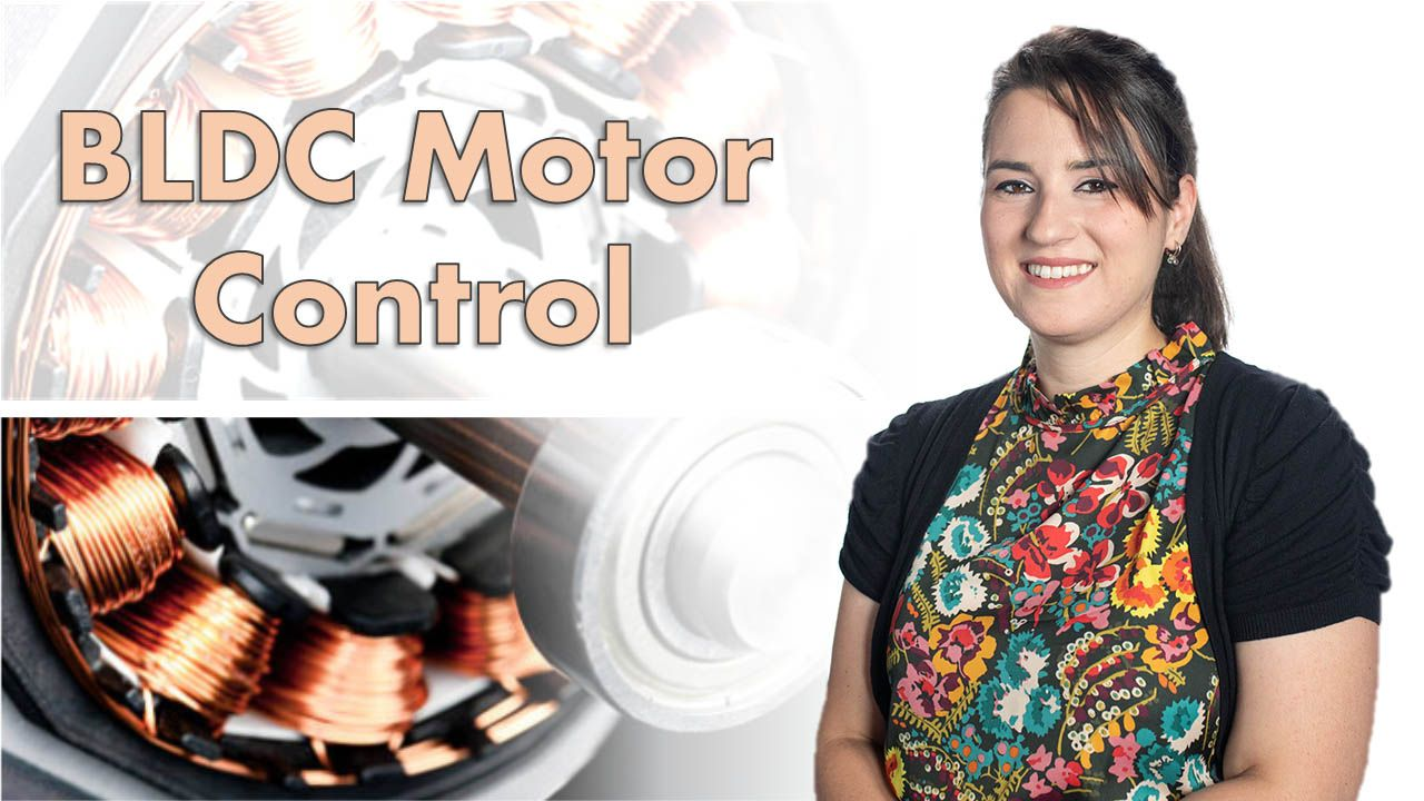Learn how the different components of a BLDC speed control algorithm work.