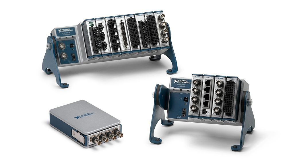 National Instruments support.