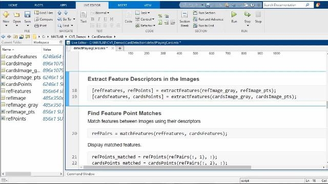 Learn how MATLAB makes it easy to get started with computer vision.