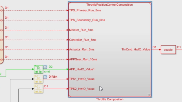 Run-Time Software Modeling helps you implement large-scale run-time systems by defining the components in a composition, simulating and testing them, generating code, and integrating the code into a larger system.