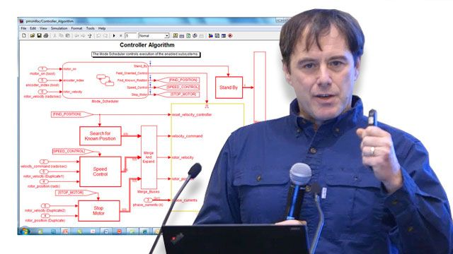 Hear about embedded code generation advances in R2018a with the major release of MATLAB Coder and Embedded Coder.