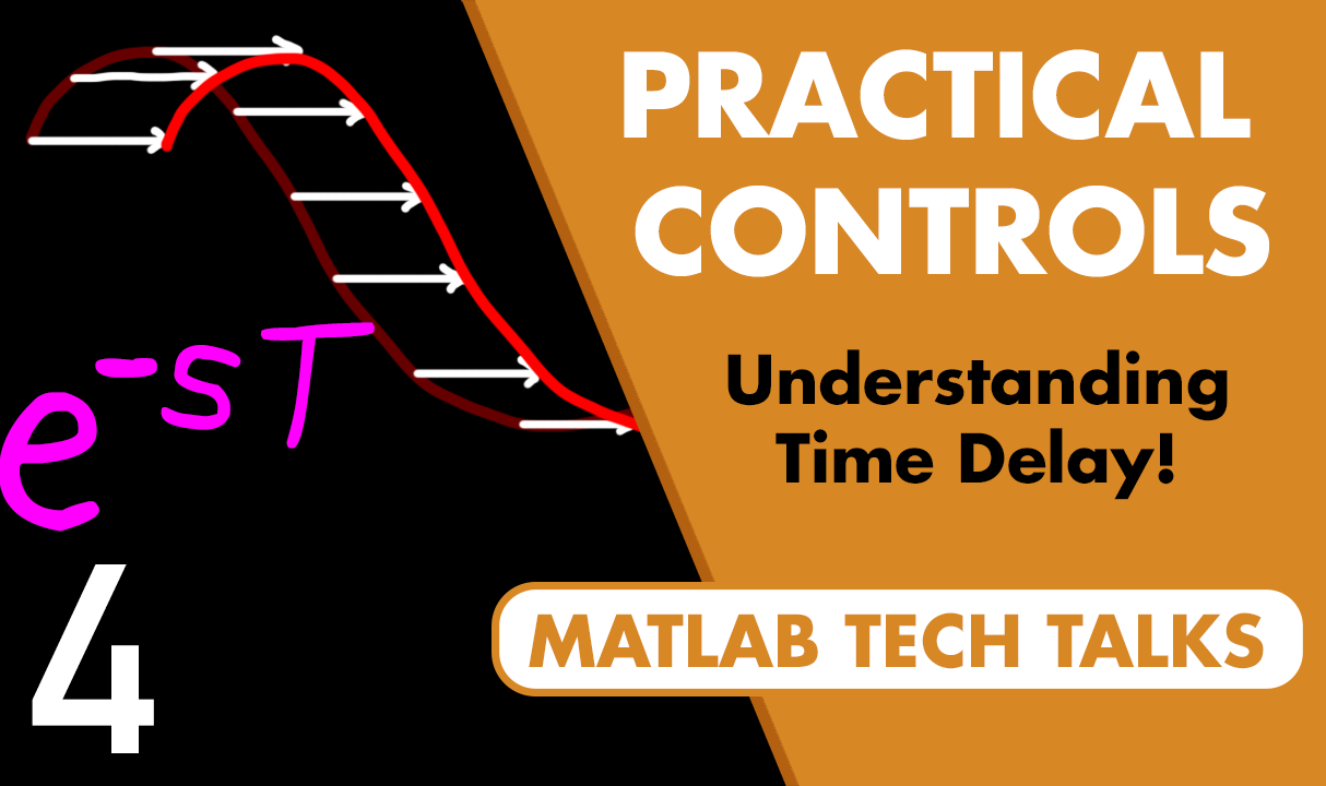 Time delays are inherent to dynamic systems and control engineers must understand how to handle them. This video covers time delays, where they come from, and why they matter.
