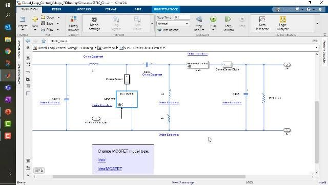 Learn how to design and tune a digital PID controller for a DC-DC converter. Using System Identification Toolbox, engineers can simplify the tuning of any power electronics converter without needing to average converter equations.