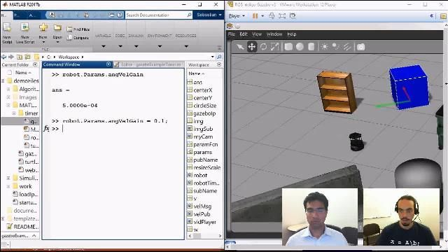 Join Sebastian Castro and Pulkit Kapur as they show how Robotics System Toolbox can help you connect MATLAB and the Robot Operating System (ROS).