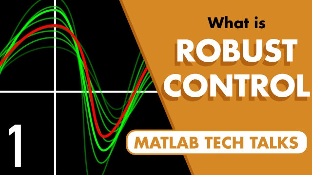 This video covers a high-level introduction to robust control. The goal is to get you up to speed with some of the terminology and to give you a better understanding of what robust control is and how it fits into the larger control field.