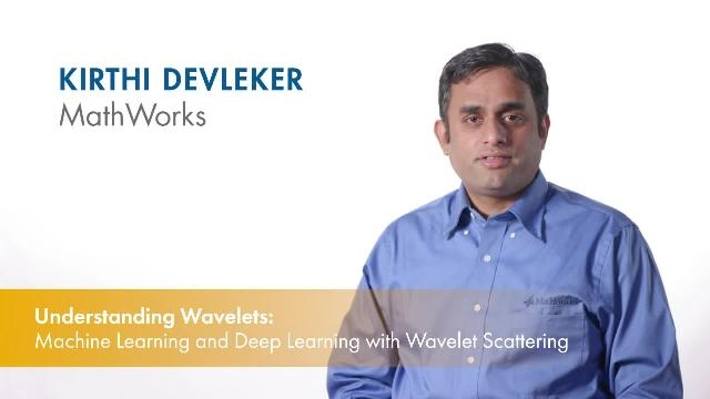 Use a wavelet scattering technique to automatically obtain features from signals and images for training machine learning or deep learning algorithms. This video covers wavelet scattering for signals, but the same concepts can be extended to images.