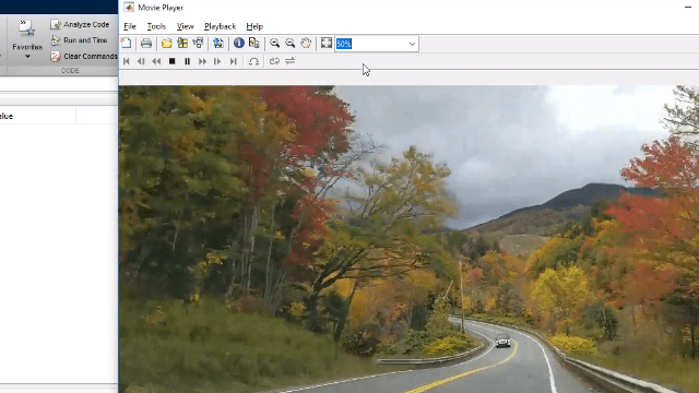 Video processing is essential to areas such as deep learning, motion estimation, and autonomous driving. Learn how to interact, process, and analyze videos by viewing a detailed example in MATLAB.